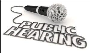 Housing Choice Vouchers Public Hearing @ Virtual Event